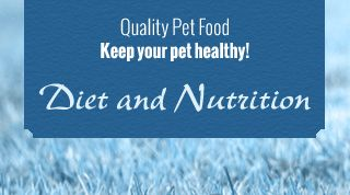 Quality Pet Food | Keep your pet healthy!